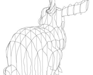 Rhino 3D Digital Crafting Tutorial: Waffle